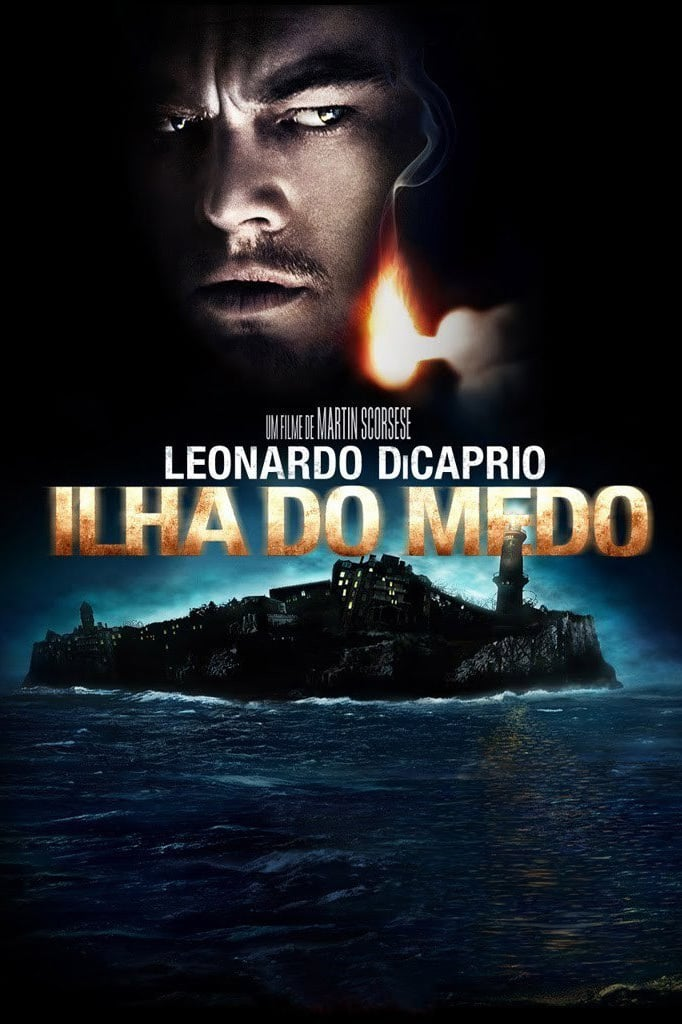 "Poster for the movie ""Shutter Island"""