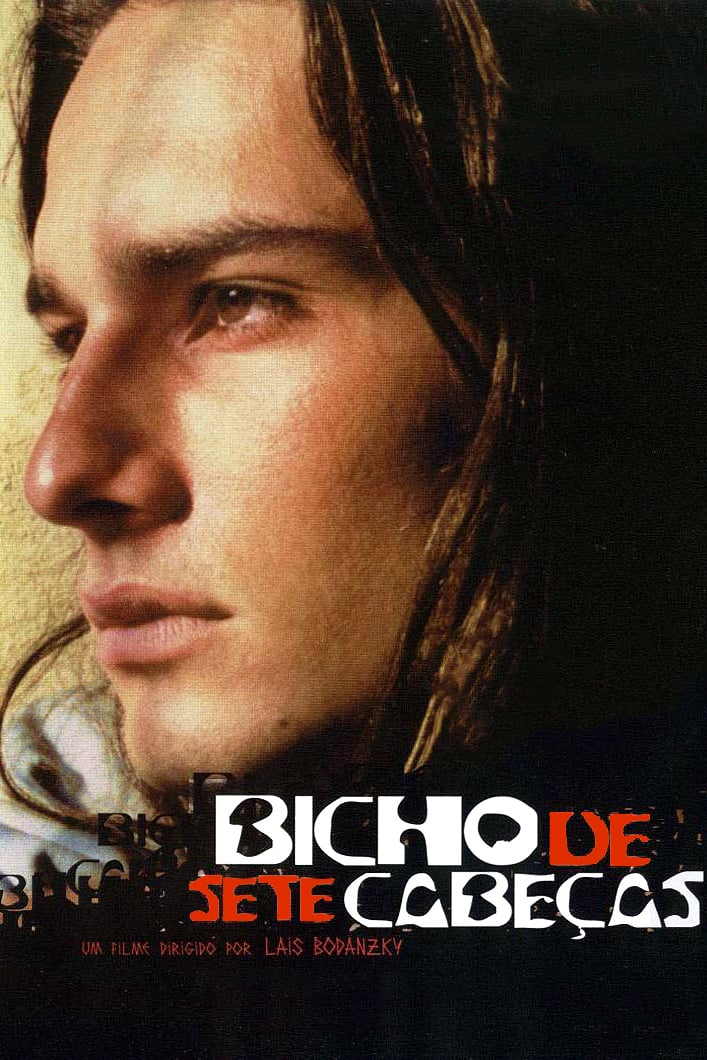 "Poster for the movie ""Bicho de Sete Cabeças"""