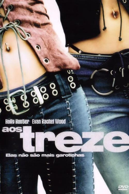 "Poster for the movie ""Aos Treze"""