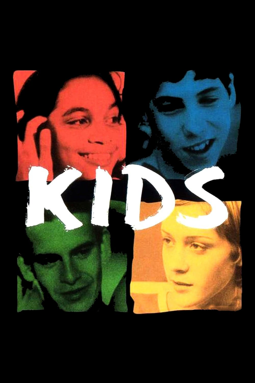 "Poster for the movie ""Kids"""