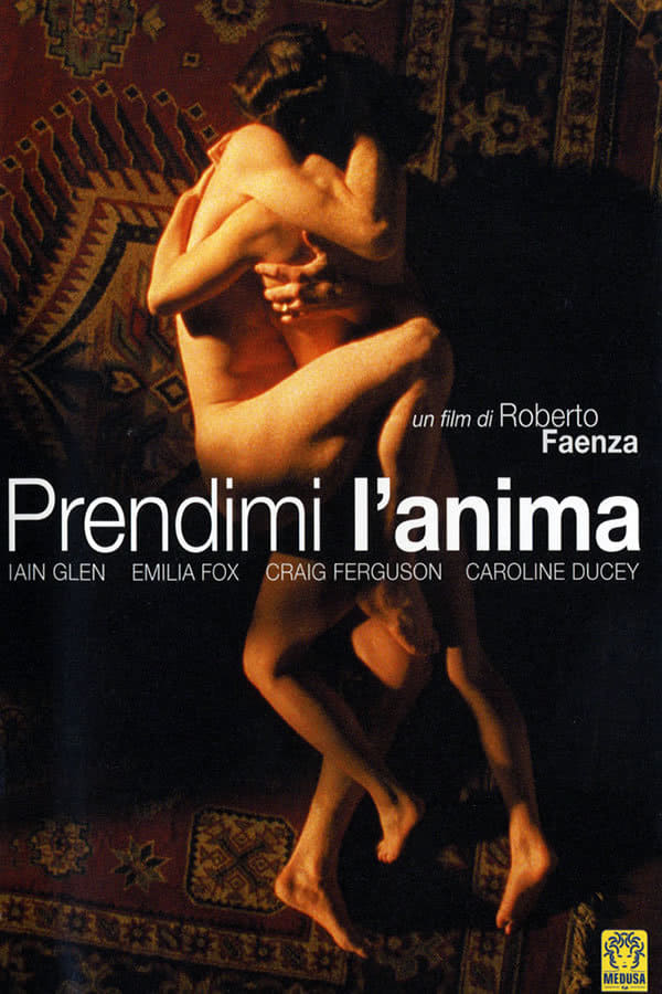 "Poster for the movie ""Prendimi l'anima"""