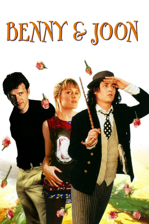 "Poster for the movie ""Benny & Joon"""