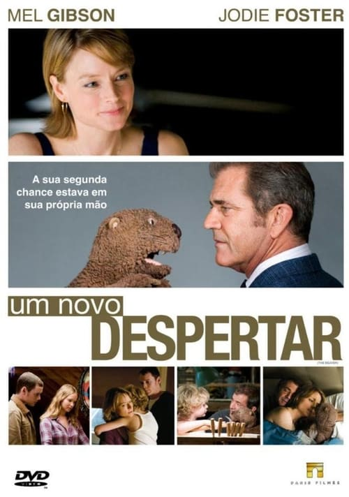 "Poster for the movie ""Um Novo Despertar"""
