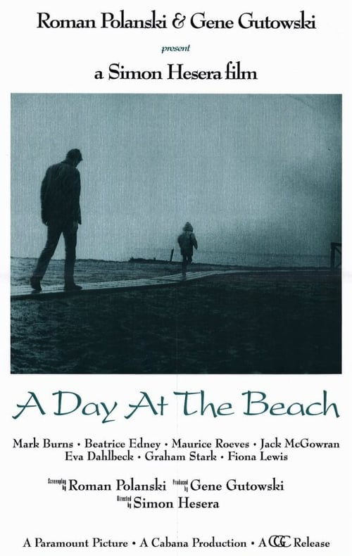 "Poster for the movie ""A Day at the Beach"""