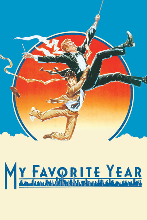 "Poster for the movie ""My Favorite Year"""