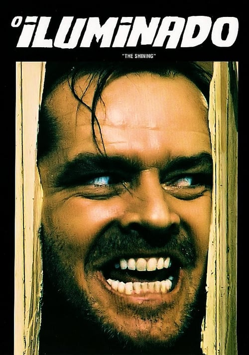 "Poster for the movie ""Shining"""