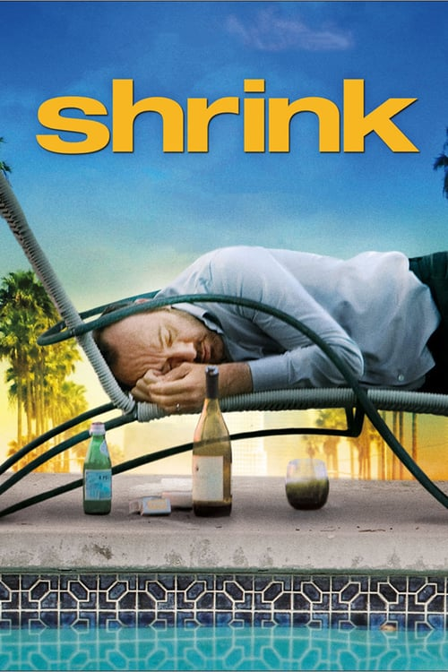 "Poster for the movie ""Shrink"""