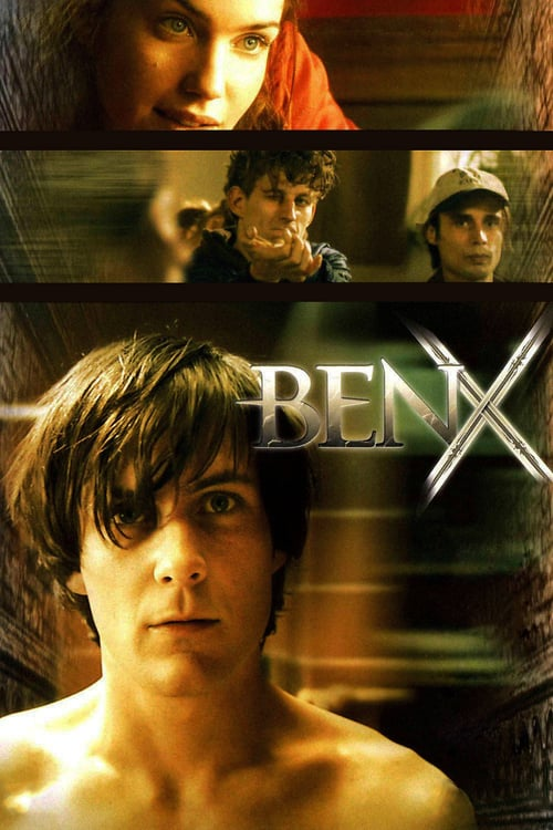 "Poster for the movie ""Ben X"""