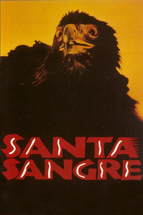 "Poster for the movie ""Santa sangre"""