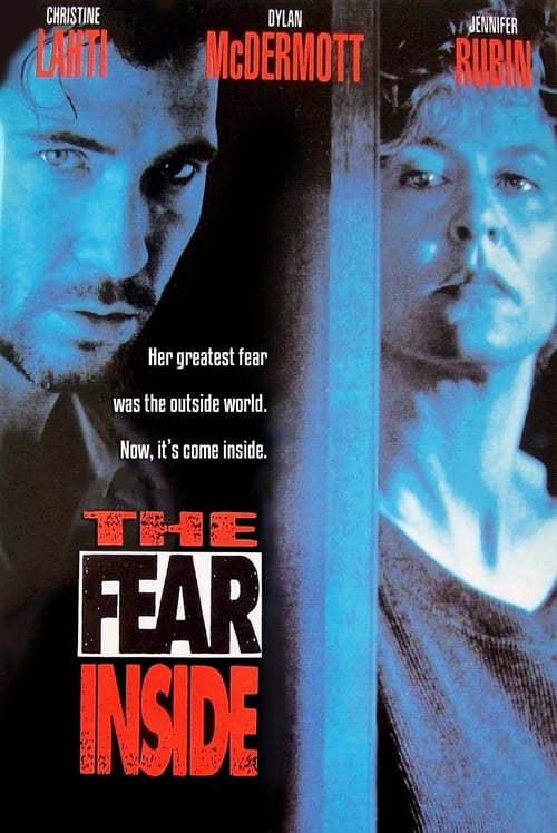 "Poster for the movie ""The Fear Inside"""
