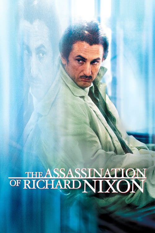 "Poster for the movie ""O Assassinato de Richard Nixon"""