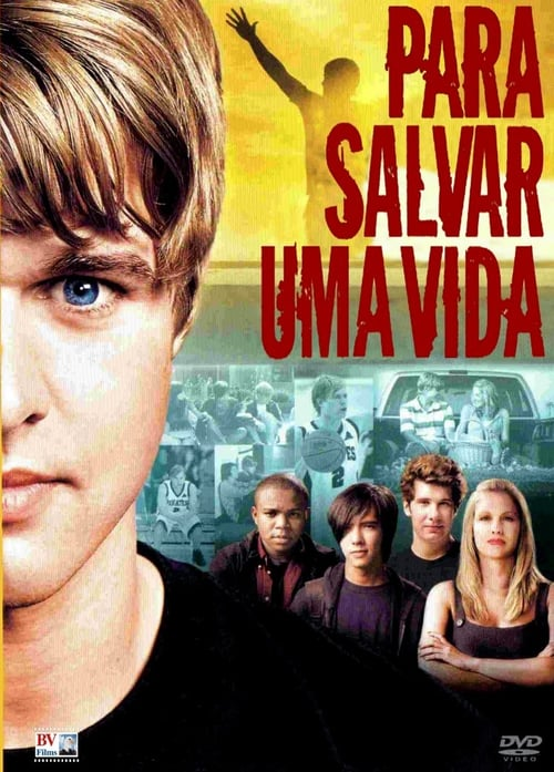 "Poster for the movie ""Para Salvar uma Vida"""