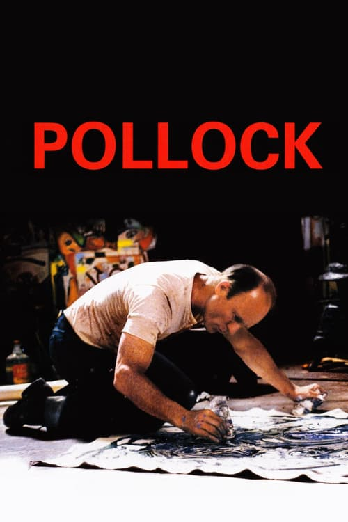 "Poster for the movie ""Pollock"""