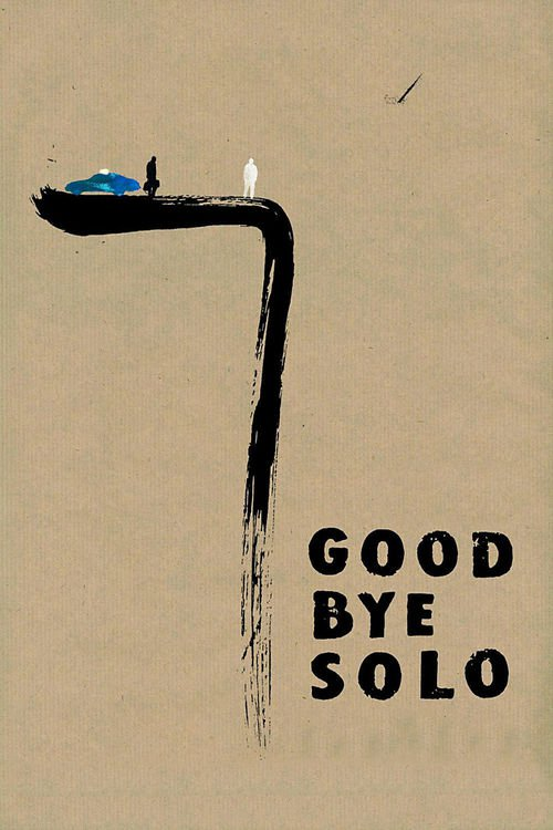 "Poster for the movie ""Goodbye Solo"""