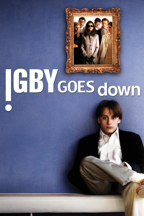 "Poster for the movie ""Igby Goes Down"""