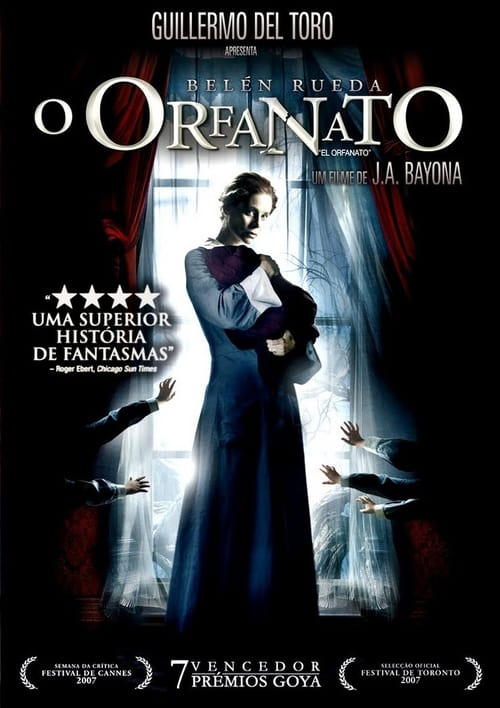 "Poster for the movie ""O Orfanato"""