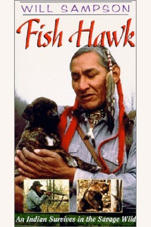 "Poster for the movie ""Fish Hawk"""