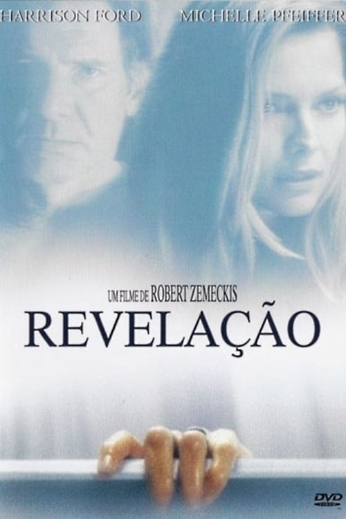 "Poster for the movie ""Revelação"""