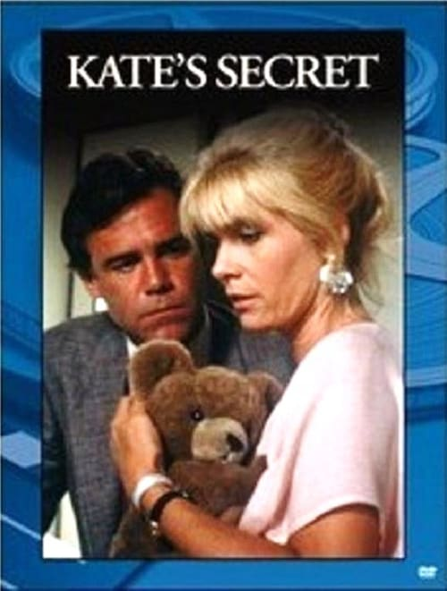 "Poster for the movie ""Kate's Secret"""