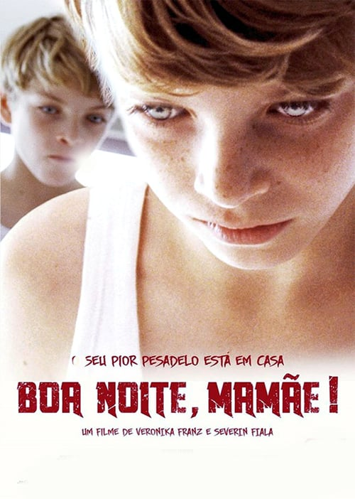 "Poster for the movie ""Boa Noite, Mamãe"""