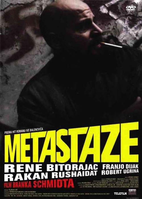 "Poster for the movie ""Metastases"""