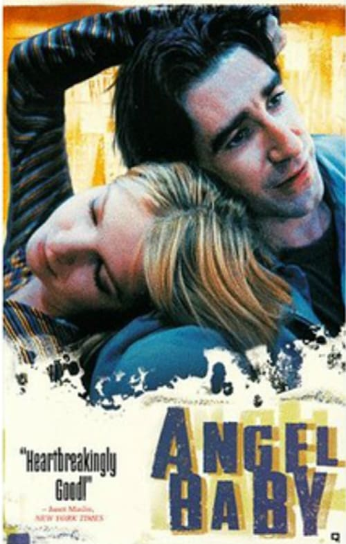 "Poster for the movie ""Angel Baby"""