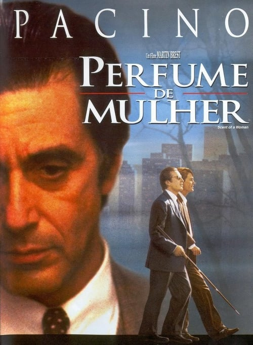 "Poster for the movie ""Perfume de Mulher"""