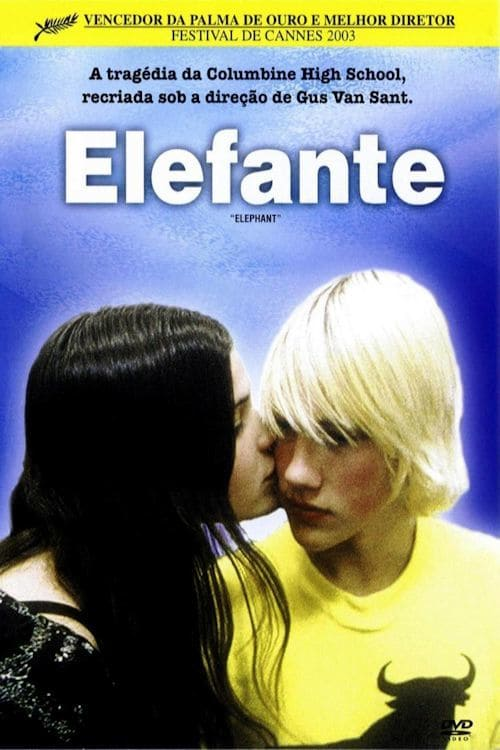 "Poster for the movie ""Elefante"""