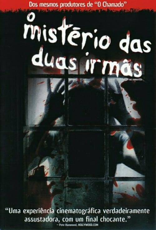 "Poster for the movie ""O Mistério das Duas Irmãs"""