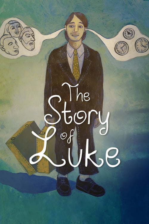 "Poster for the movie ""The Story of Luke"""