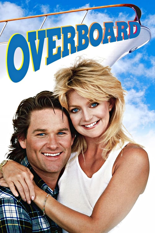 "Poster for the movie ""Overboard"""