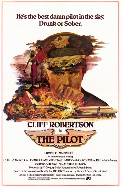"Poster for the movie ""The Pilot"""