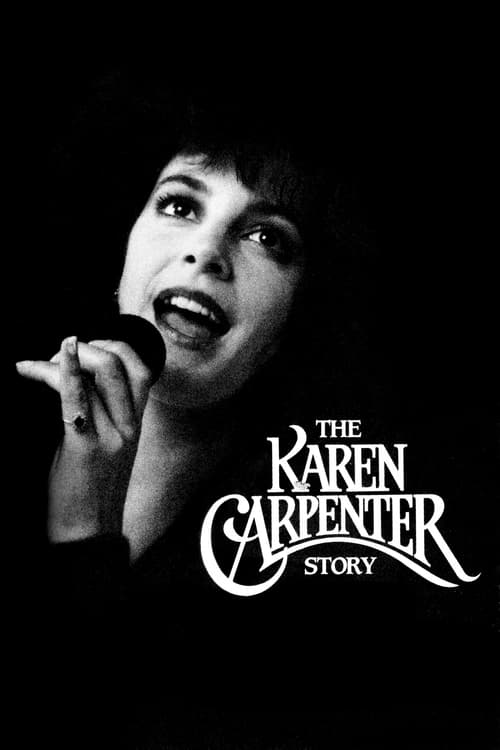 "Poster for the movie ""The Karen Carpenter Story"""