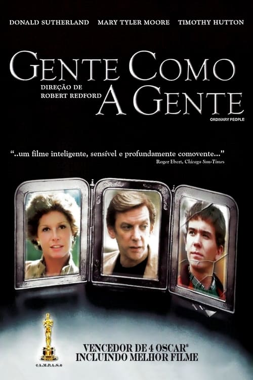 "Poster for the movie ""Gente Como a Gente"""