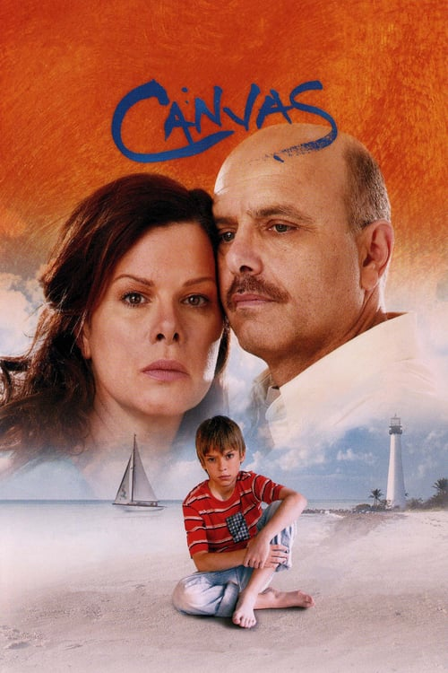 "Poster for the movie ""Canvas"""