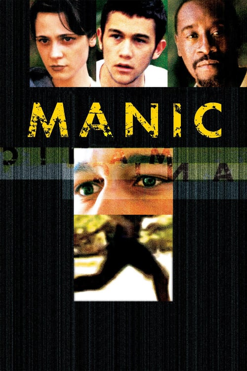 "Poster for the movie ""Manic"""