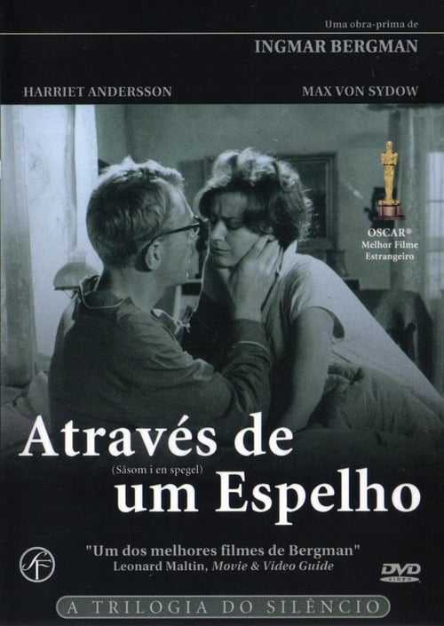 "Poster for the movie ""Em Busca da Verdade"""