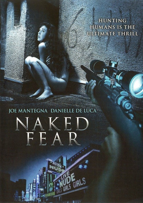 "Poster for the movie ""Naked Fear"""