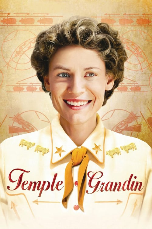 "Poster for the movie ""Temple Grandin"""
