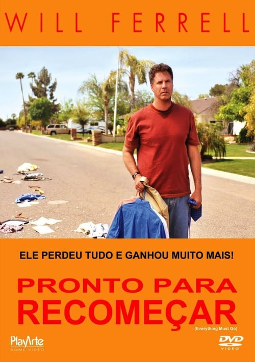 "Poster for the movie ""Pronto Para Recomeçar"""