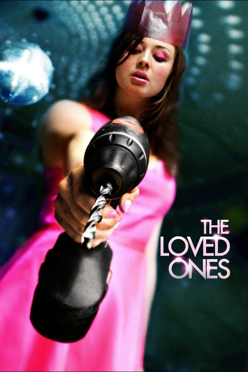 "Poster for the movie ""The Loved Ones"""