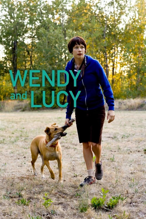 "Poster for the movie ""Wendy and Lucy"""