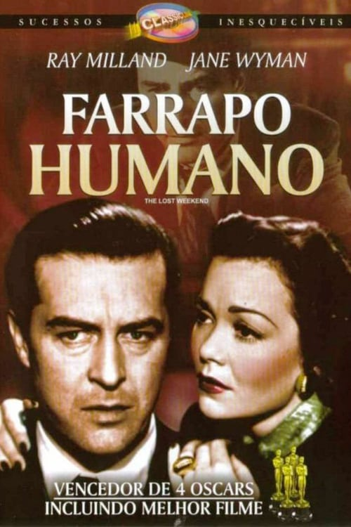 "Poster for the movie ""Farrapo Humano"""