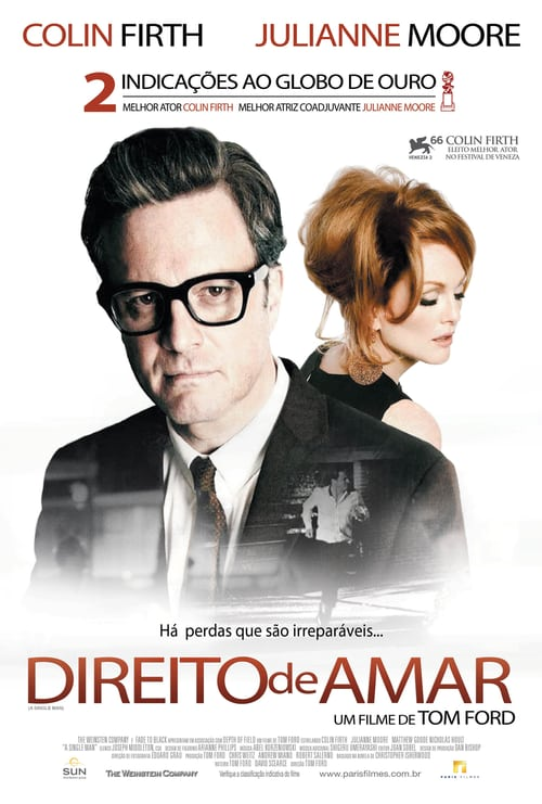 "Poster for the movie ""Direito de Amar"""