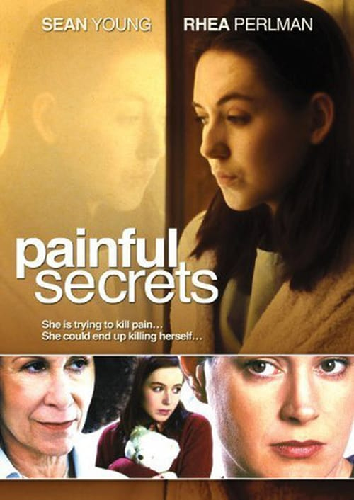 "Poster for the movie ""Painful Secrets"""