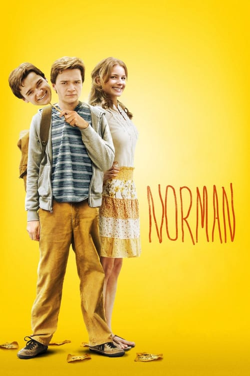 "Poster for the movie ""Norman"""