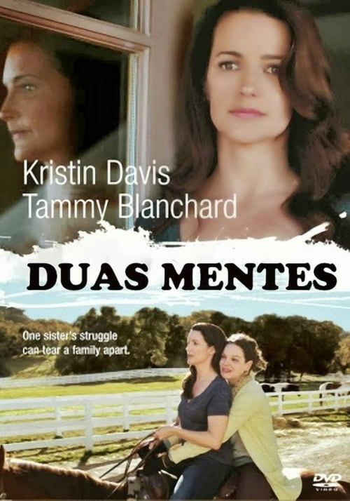 "Poster for the movie ""Duas Mentes"""