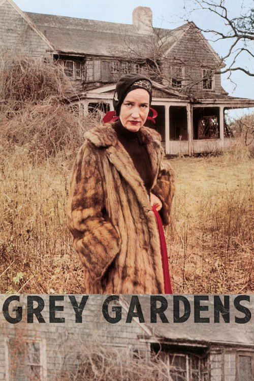 "Poster for the movie ""Grey Gardens"""