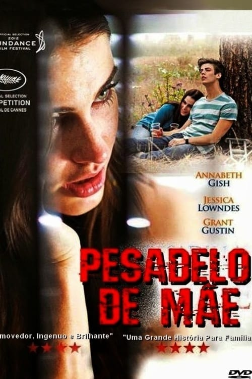 "Poster for the movie ""Pesadelo de Mãe"""