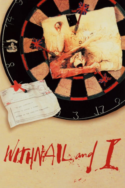 "Poster for the movie ""Withnail & I"""
